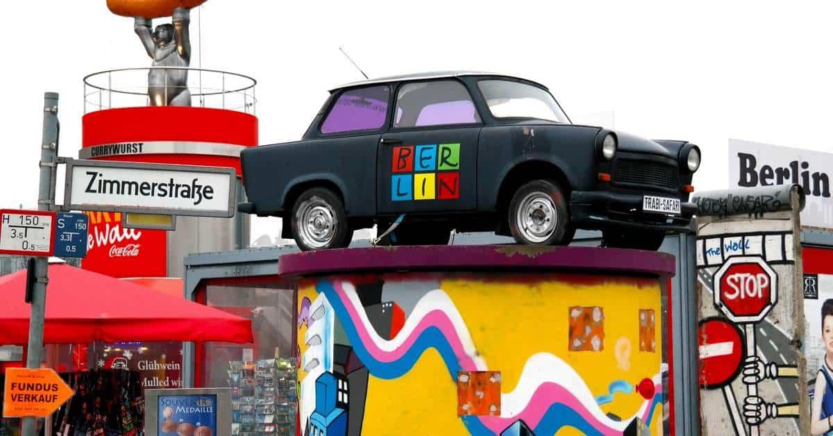 car rental in berlin