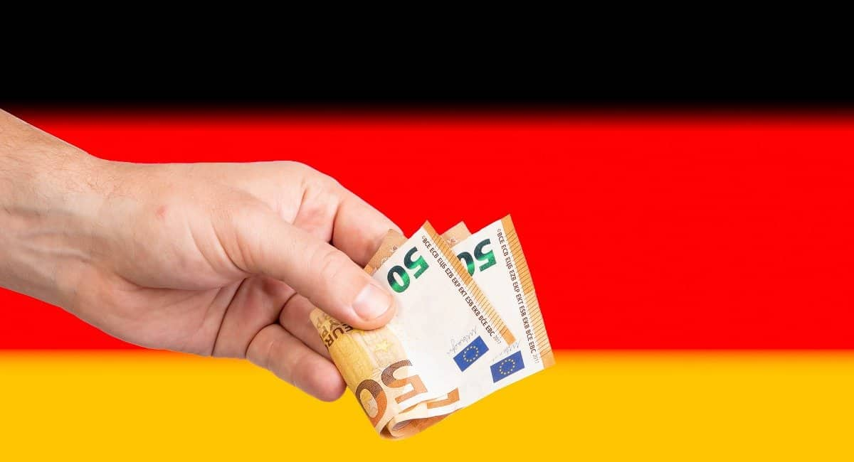 money and costs in germany