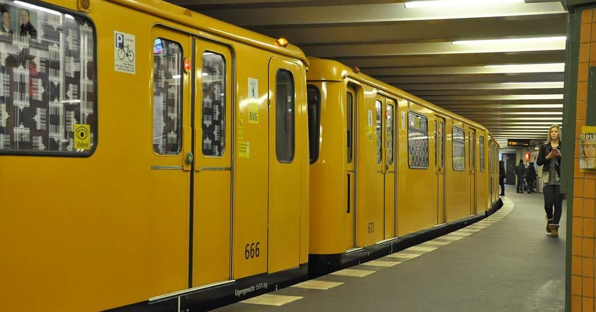 Public transport in Berlin