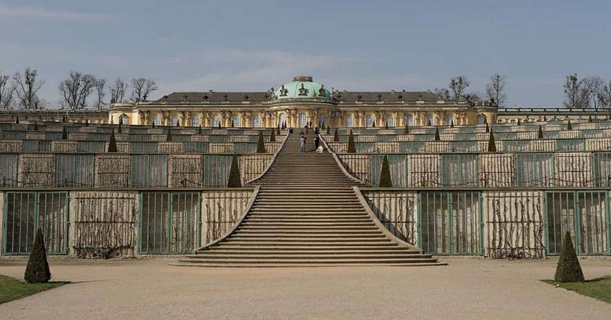 Schloss Sanssou